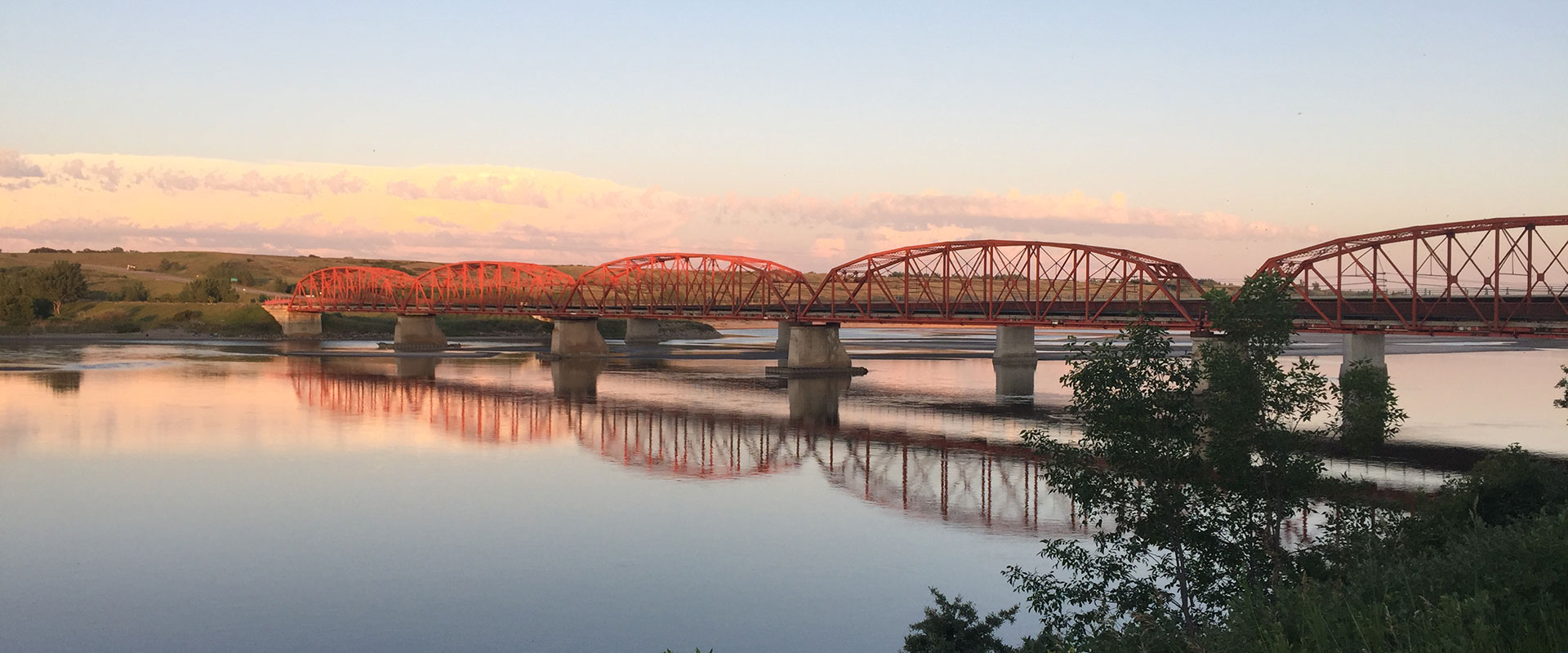 "Big Orange Bridge  –  aka ""B.O.B."""